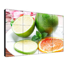 Wall Mounted LCD Video Wall High Brightness 1920* 1080 Samsung Panel 1080FHD