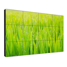 China 1.7mm Ultar Thin Bezel Seamless Lcd Video Wall 55 Inch Large Viewing Angle 178° supplier