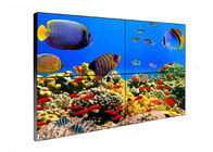 China Modular 49 Inch LCD Video Wall Screens Metal Frame For Hotel Information Display factory