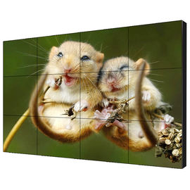 China Shopping Mall Seamless LCD Video Wall 49 Inch 3.5mm Thickness With LG Panels factory