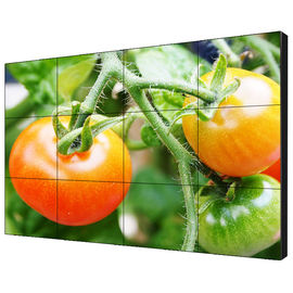 China Super Slim Multi Screen Video Wall , Seamless Lcd Wall 49'' 1080P Resolution Fast Response factory