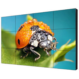 China TFT Seamless LCD Video Wall 49'' Indoor Super Narrow Bezel for Shopping Mall Advertising factory