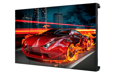 China No Frame Screen Seamless LCD Video Wall 55'' 1.7mm Narrow Bezel TFT Type For Displaying factory